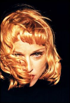 Madonna 1993 photographed by Herb Ritts.