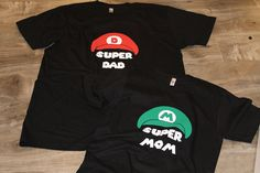 SUPER MARIO birthday party family shirt pack - Birthday Shirts - Ideas of Birthday Shirts - SUPER MARIO birthday party family shirt pack Super Mario Bros, Mario Bros Y Luigi, Bolo Super Mario, Super Mario Birthday, Mario Birthday Party, Super Mario Party, Super Mario Brothers, Mario Bros., Mario Kart