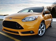Warning: The Ford Focus ST can be addicting