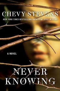 Never Knowing by Chevy Stevens {review by The Baking Bookworm} Canadian author, Stevens, writes another edge of your seat read.  Sara is 33 years old but there's one big question that still haunts her — who are her birth parents? Sara's birth mother rejects her—again and she discovers her biological father is an infamous killer who's been hunting women every summer for almost forty years. Sara realizes the only thing worse than finding out your father is a killer is him finding out about…