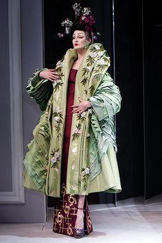 Christian Dior: Haute Couture Paris, Spring-Summer 2007 Runway