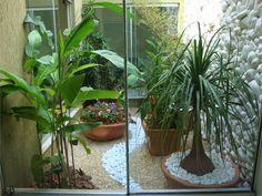 Fábrica de Idéias - Tudo em Paisagismo e Decoração: Jardim de Inverno