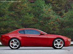 Alfa Romeo GT Concept (2015)