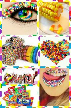 CANDY... CANDY... CANDY