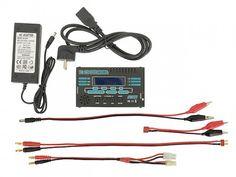 Mikroprocesorowa ładowarka GTC6 do akumulatorów litowych i niklowych [ACM]