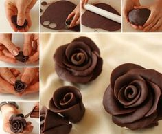 Chocolate Roses Watch The Easy Video Tutorial | The WHOot