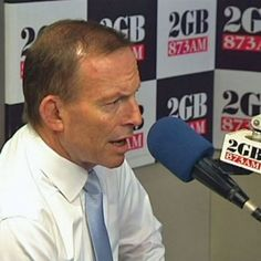 Prime Minister Tony Abbott says ABC not on Australia's side in interview with 2GB - ABC News (Australian Broadcasting Corporation)