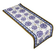 Amazon.com: Table runner 72 inch summer home décor spring floral cotton washable: Kitchen & Dining