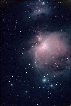 Orion's Nebula.