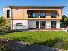 Ambienti+ von Regnauer Hausbau Wohnfläche gesamt229,93 m² Zimmeranzahl9,5  | Cubus Haus | Flachdach