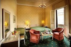 Montecatini Hotels, Grand Hotel Plaza, First Class Hotel