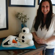 me and Olaf