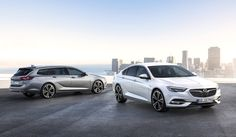 2018 Opel Insignia Grand Sport Priced From €26,940