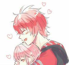 Save Follow #SeiSama Couple Manga, Anime Love Couple, Cute Couple Art, Cute Couple Pictures, Anime Best Friends, Anime Couples Drawings, Anime Couples Manga, Neko Kawaii, Wallpaper Fofos