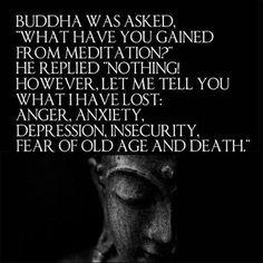 buddha, meditation | via Facebook