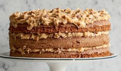 German chocolate cake uses canned evaporated milk to make its cooked filling and frosting velvety in texture. Added to the eggs, butter and sugar, along with...