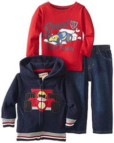 Kids Headquarters Baby-Boys Infant Fleece Jacket with Tee and Pants, Navy, 12 Months Kids Headquarters http://www.amazon.com/dp/B00JE8Z88S/ref=cm_sw_r_pi_dp_Hs27ub1FKCZDJ