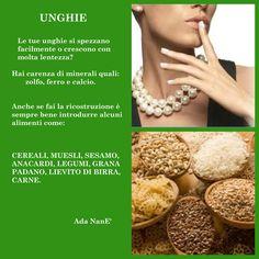 Le unghie sono il biglietto da visita di una donna. Per sedurre anche con le mani è opportuno adottare alcuni accorgimenti alimentari. #diet #health #nails