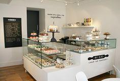 M rice home bakery, bakery shops, cupcake shop interior, coffee shop in Patisserie Design, Boutique Patisserie, Patisserie Fine, Bakery Design, Decoration Patisserie, Logo Patisserie, Cafe Design, Design Design, Design Ideas