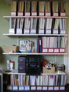 Trendy Ideas For Music Studio Organization Ideas Piano Lessons, Music Lessons, Music Room Organization, Organization Ideas, Storage Ideas, Book Storage, Piano Music With Letters, Music Studio Room, Piano Teaching