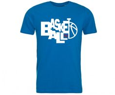 BASKETBALL Confused T-Shirt türkis