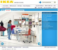 """IKEA's small business """"Sewing Studio"""" by Leslie Y., via Flickr"""