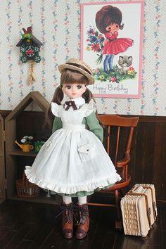 「8」ppy Birthdayの画像(7/9) Doll Toys, Baby Dolls, Kawaii Doll, Anime Child, Dress Up Dolls, Barbie World, Cute Dolls, Fabric Dolls, Vintage Dolls