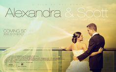 Real Wedding: Alexandra & Scott [VIDEO]
