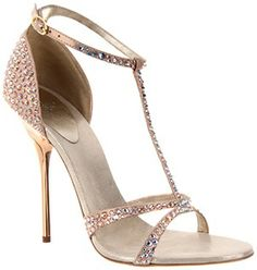 wedding #shoes pink evening shoes www.finditforwedd...