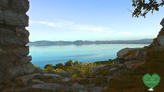 Trasimeno Lake....the island