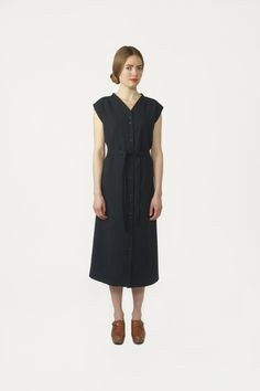 Berliner dress by Wolcott-Takemoto fall 2013