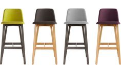 Kitchen Island: chip stool @ Hive