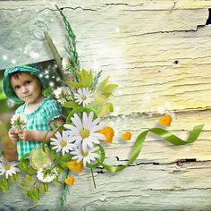 """Daisyland"" by Black Lady Designs"