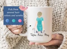 Best Friend Mug, Friend Mugs, Best Friend Gifts, Gifts For Friends, Grandma Mug, Grandmother Gifts, Nurse Mugs, Nurse Gifts, Book Lovers Gifts