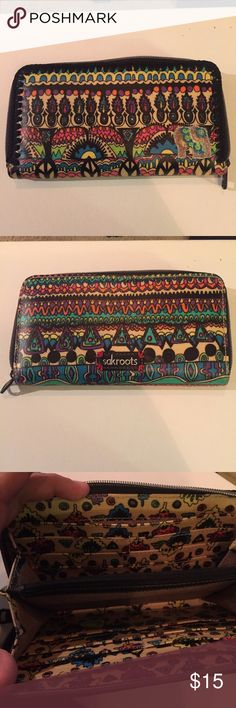 NWOT Sakroots Wallet New Without Tags! Nice sized Sakroots Wallet! Sakoots Bags Wallets