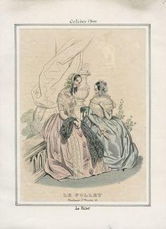 Le Follet October 1841 LAPL