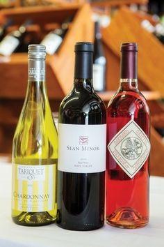 Flavorful summer wines