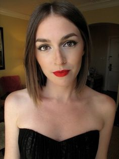 Beauty Blogger Annamarie Tendler Is Back, Y'all: Behold 4 New Year's Eve Makeup Ideas That'll Knock Everyone's Socks Off: Girls in the Beauty Department: Beauty: glamour.com