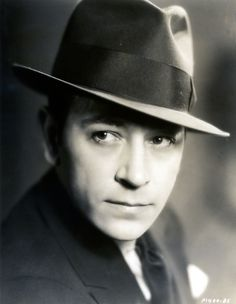 George Raft (born George Ranft; September 26, 1901 – November 24, 1980) was an American film actor and dancer identified with portrayals of gangsters in crime melodramas of the 1930s and 1940s. A stylish leading man in dozens of movies, today Raft is mostly known for his gangster roles. They Drive By Night, Scarface, Each Dawn I Die, Some Like It Hot, Bolero, Each Dawn I die, The Bowery, Limehouse Blues, The Glass Key, Spawn of the North.