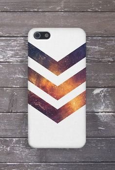Chevron Galaxy Case for iPhone