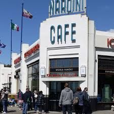 art deco nardini largs - Google Search Seaside Art, Scotland, Brick, Art Deco, Google Search, Travel, Voyage, Bricks, Viajes