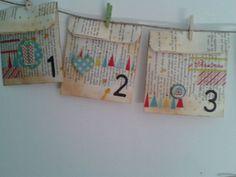 calendari advent by Casa la iaia