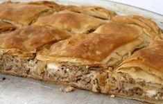 Tourte à la viande : 15 recettes de plats à préparer à l'avance Quiches, Cookie Dough Pie, Pizza Tarts, Mincemeat Pie, Chestnut Recipes, Greek Pita, The Kitchen Food Network, Snack Recipes, Cooking Recipes