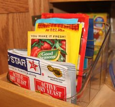 *clever containers bin packet   http://www.mycleverbiz.com/aprildelrio/