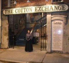 Haunted Cotton Exchange Tour | Wilmington, NC