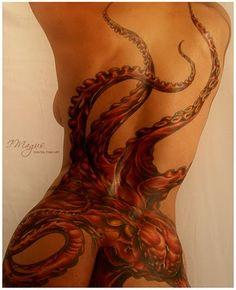 Octopus Ink!
