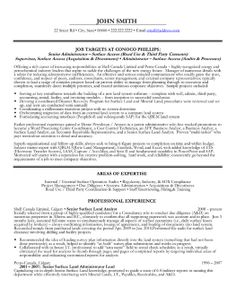 A Professional Resume Template For A Financial Assistant  Want It