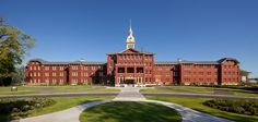Oregon State Hospital in Salem, OR - This is used as the general hospital, quarantine zone and insane asylum for Salem Asylum