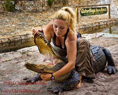 "Ashley Lawrence: The Gator Girl on ""Gator Boys"" | Sportsmasher"