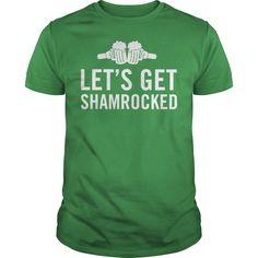 Let's get shamrocked T-Shirt, Hoodie, Tank top